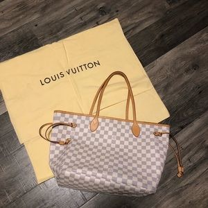 Handbags - Louis Vuitton Never Full
